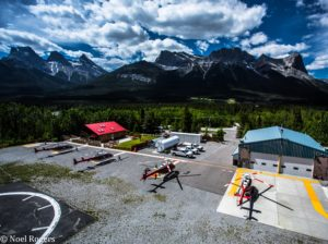 Canmore Base